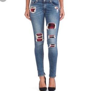 Rag & Bone Sloan Distressed Jeans